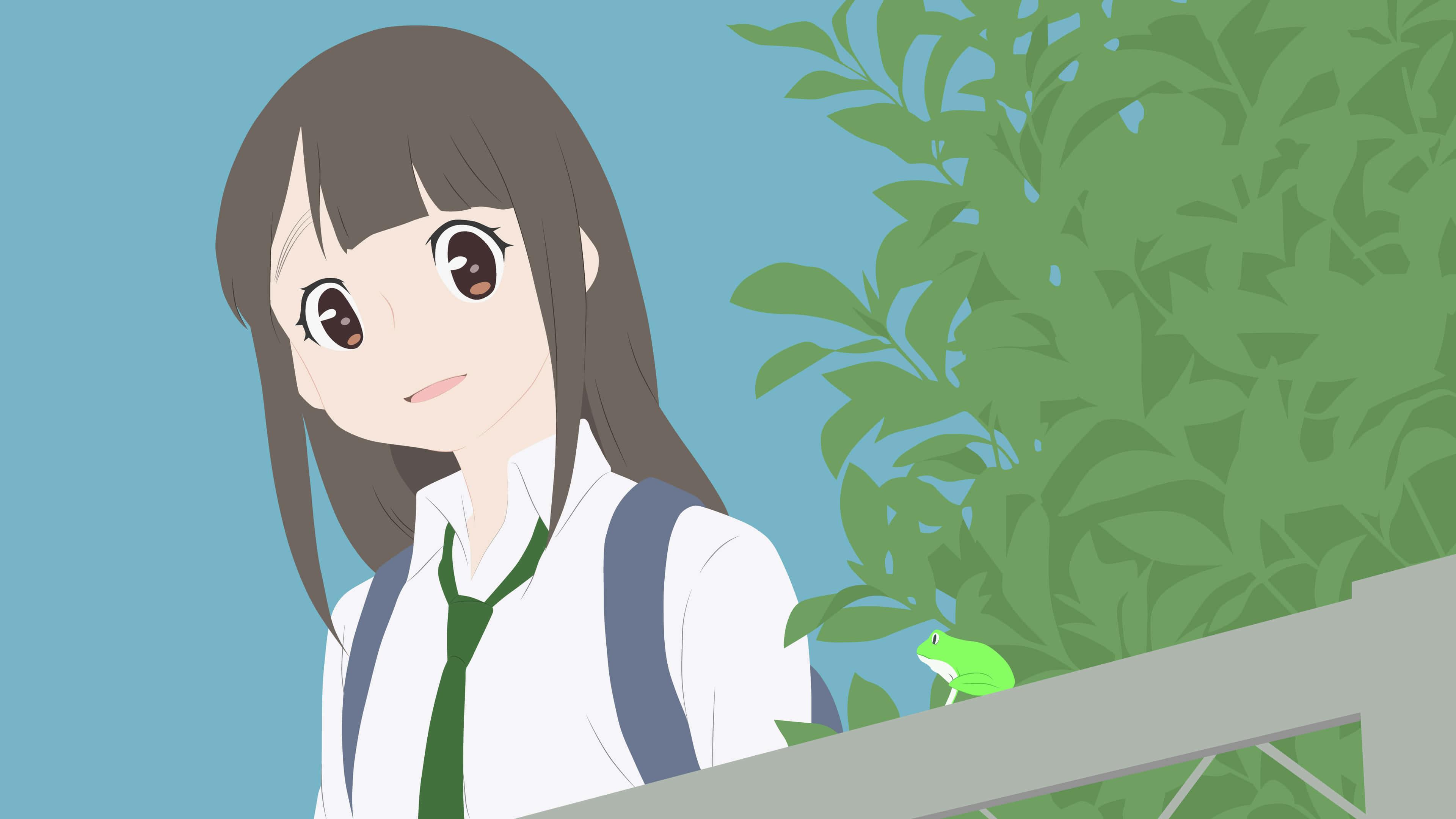 kimi no koe wo todoketai nagisa yukiai portrait uhd 4k wallpaper