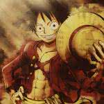 one piece monkey d luffy straw hat portrait uhd 4k wallpaper