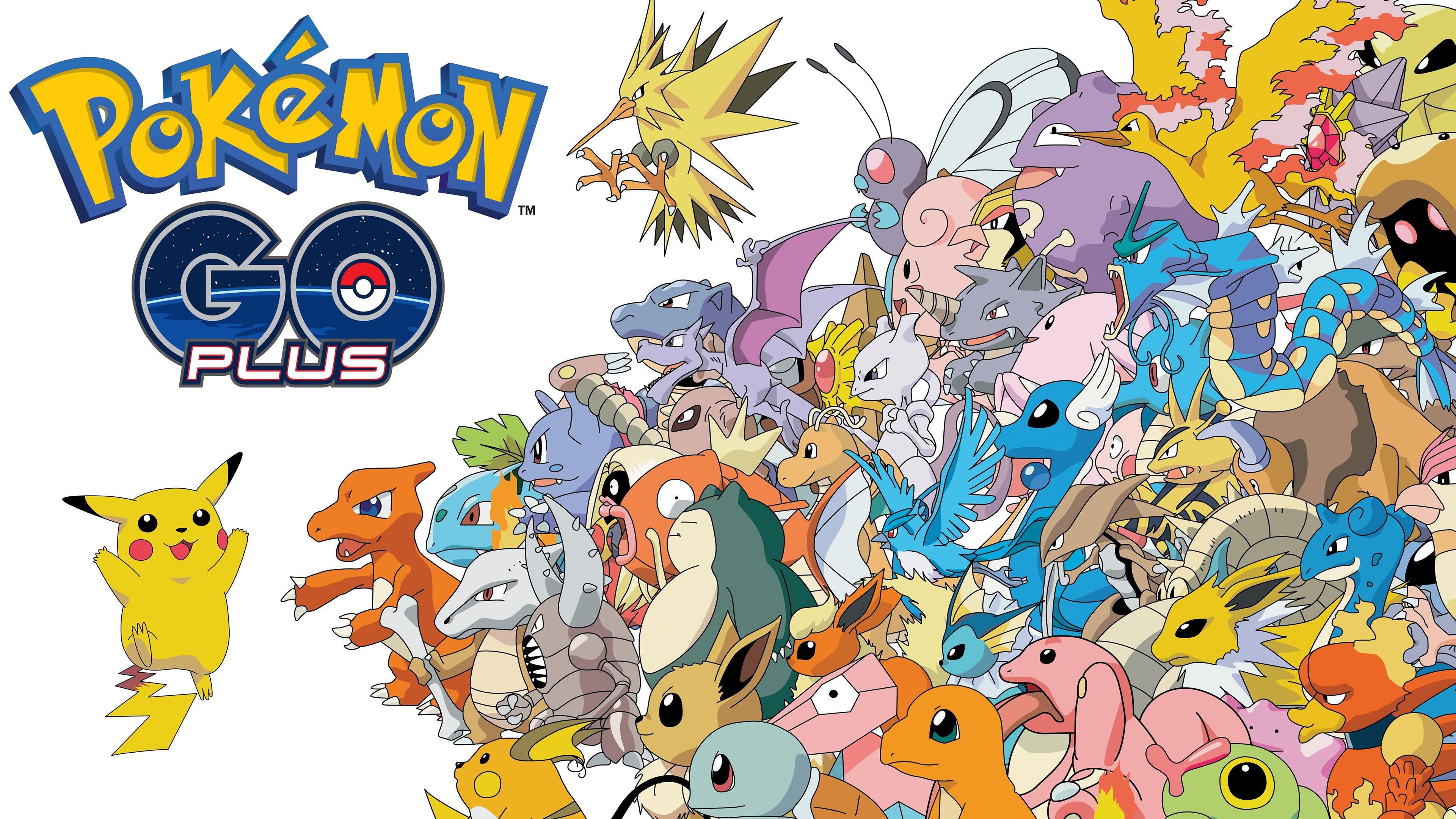 Pokemon Go Plus Uhd 4k Wallpaper Pixelz