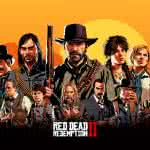 red dead redemption 2 characters uhd 4k wallpaper