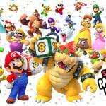 super mario party characters uhd 4k wallpaper