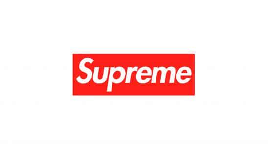 supreme logo uhd 4k wallpaper