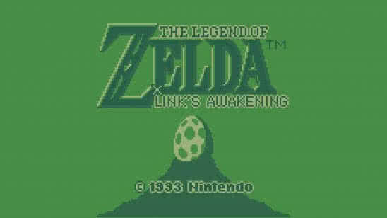 the legend of zelda links awakening game boy screenshot uhd 4k wallpaper