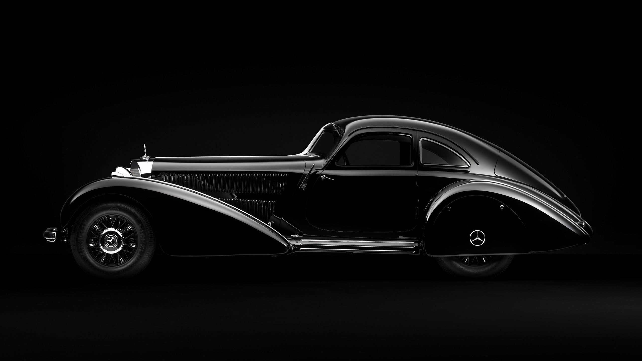1934 mercedes benz 540k wqhd 1440p wallpaper