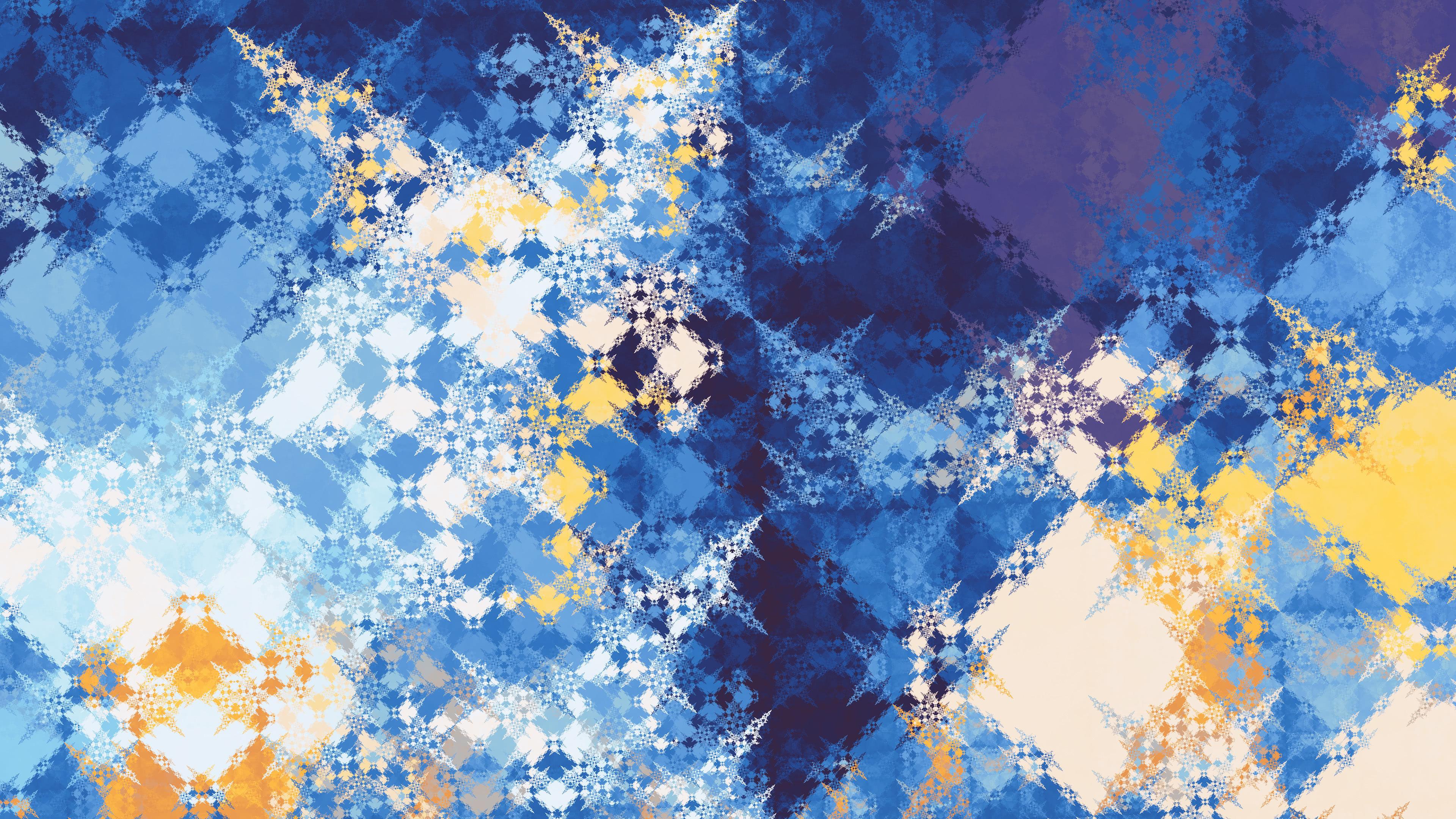 abstract fractals uhd 4k wallpaper