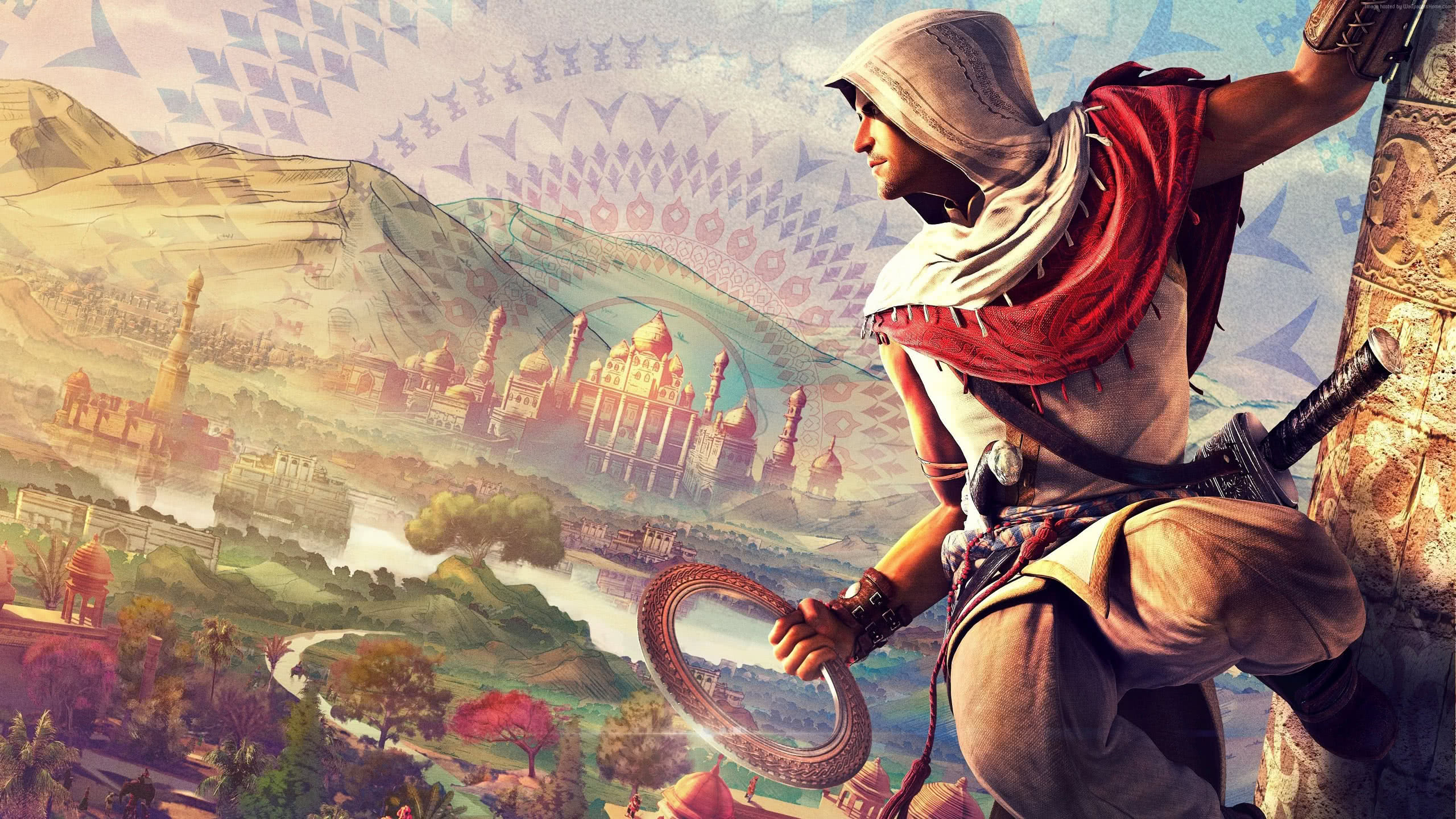 assassins creed chronicles india wqhd 1440p wallpaper