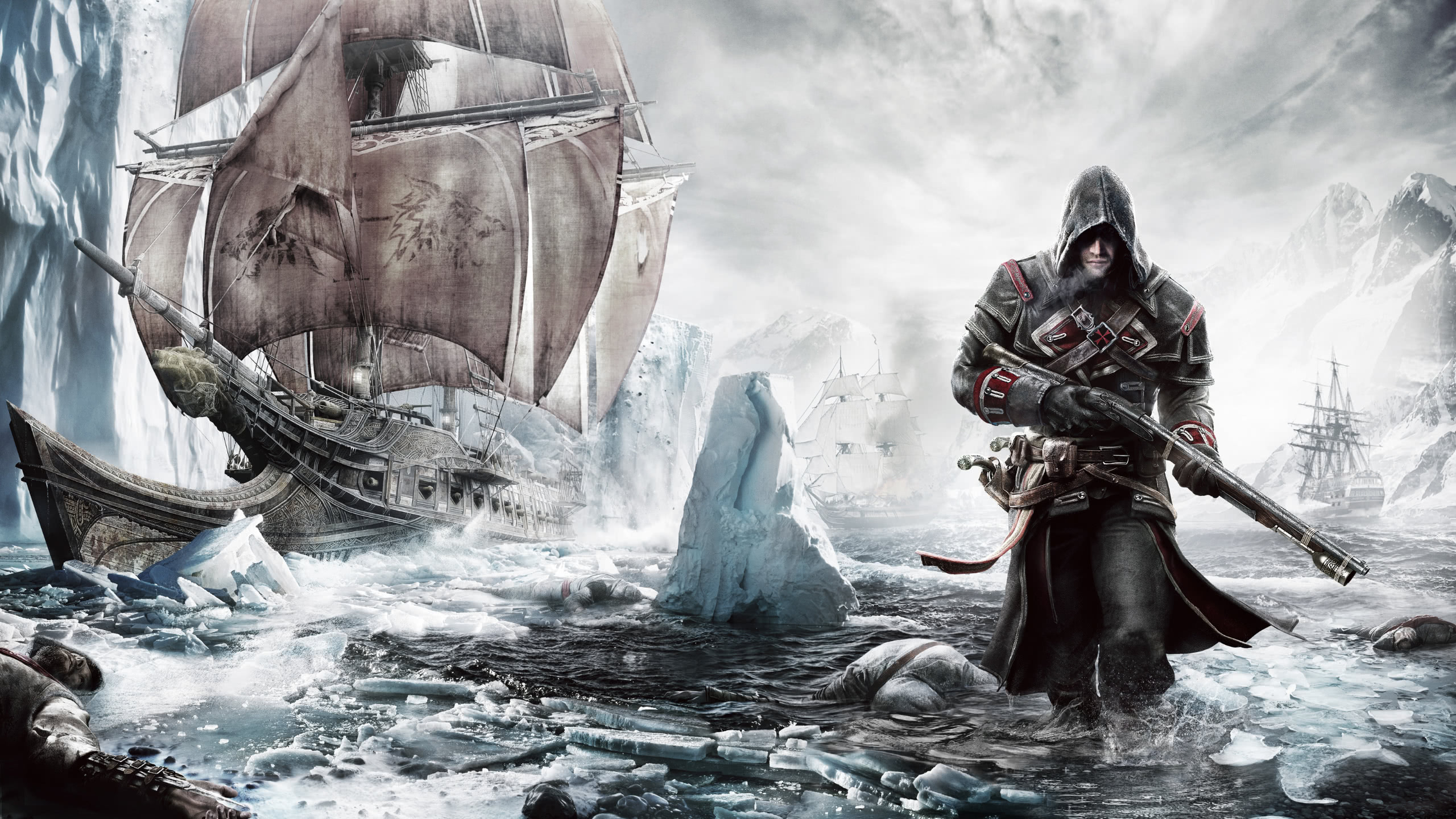 assassins creed rogue wqhd 1440p wallpaper
