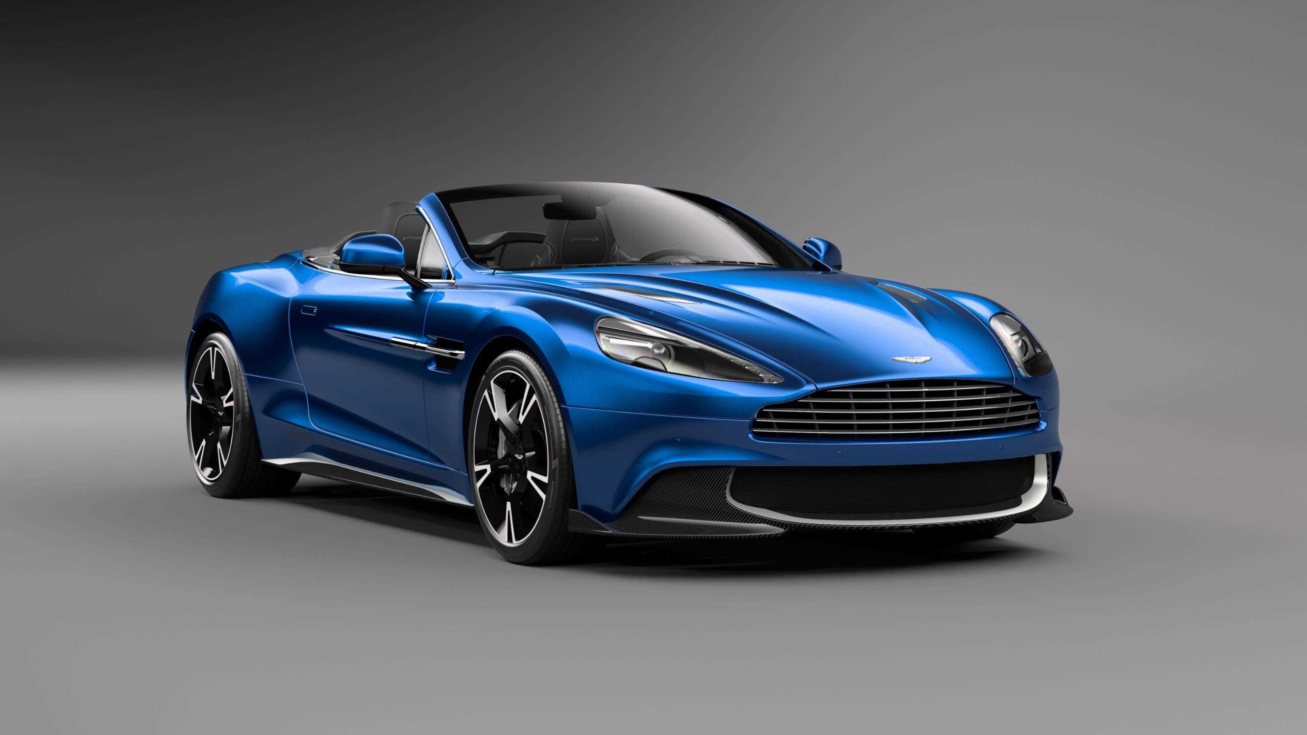 Aston Martin Vanquish S Volante Wqhd 1440p Wallpaper Pixelz Cc