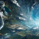 Astronaut Black Hole