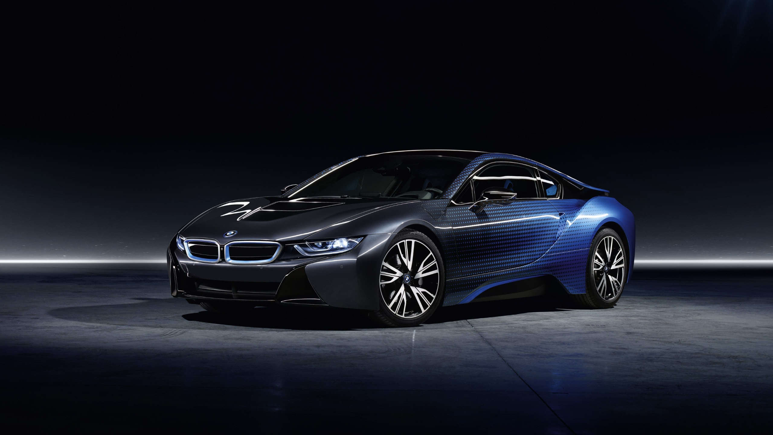 bmw i8 garage italia wqhd 1440p wallpaper