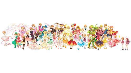 cardcaptor sakura characters wqhd 1440p wallpaper