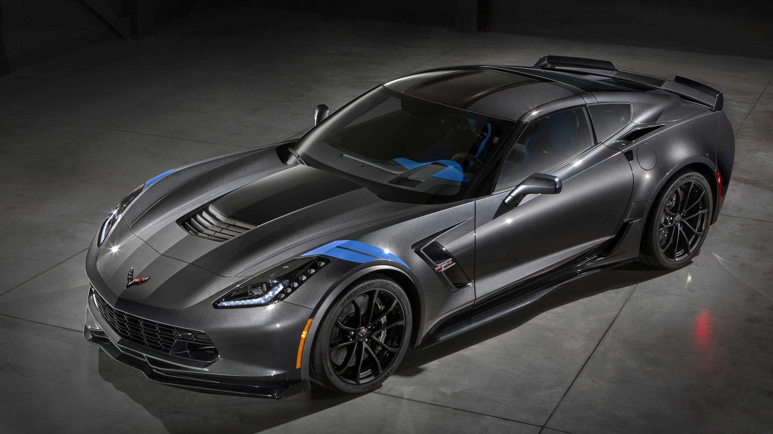 chevrolet corvette grand sport wqhd 1440pvwallpaper