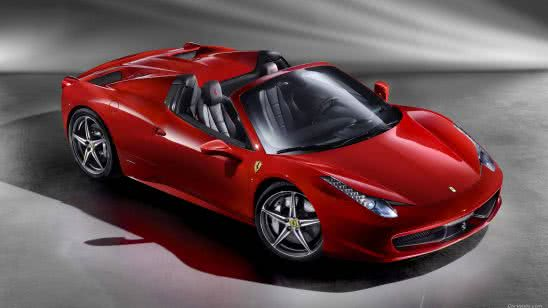 ferrari 458 spider wqhd 1440p wallpaper