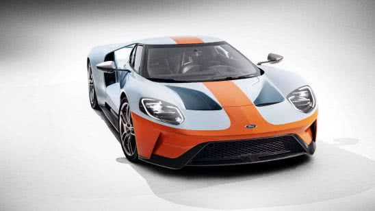 ford gt heritage edition wqhd 1440p wallpaper