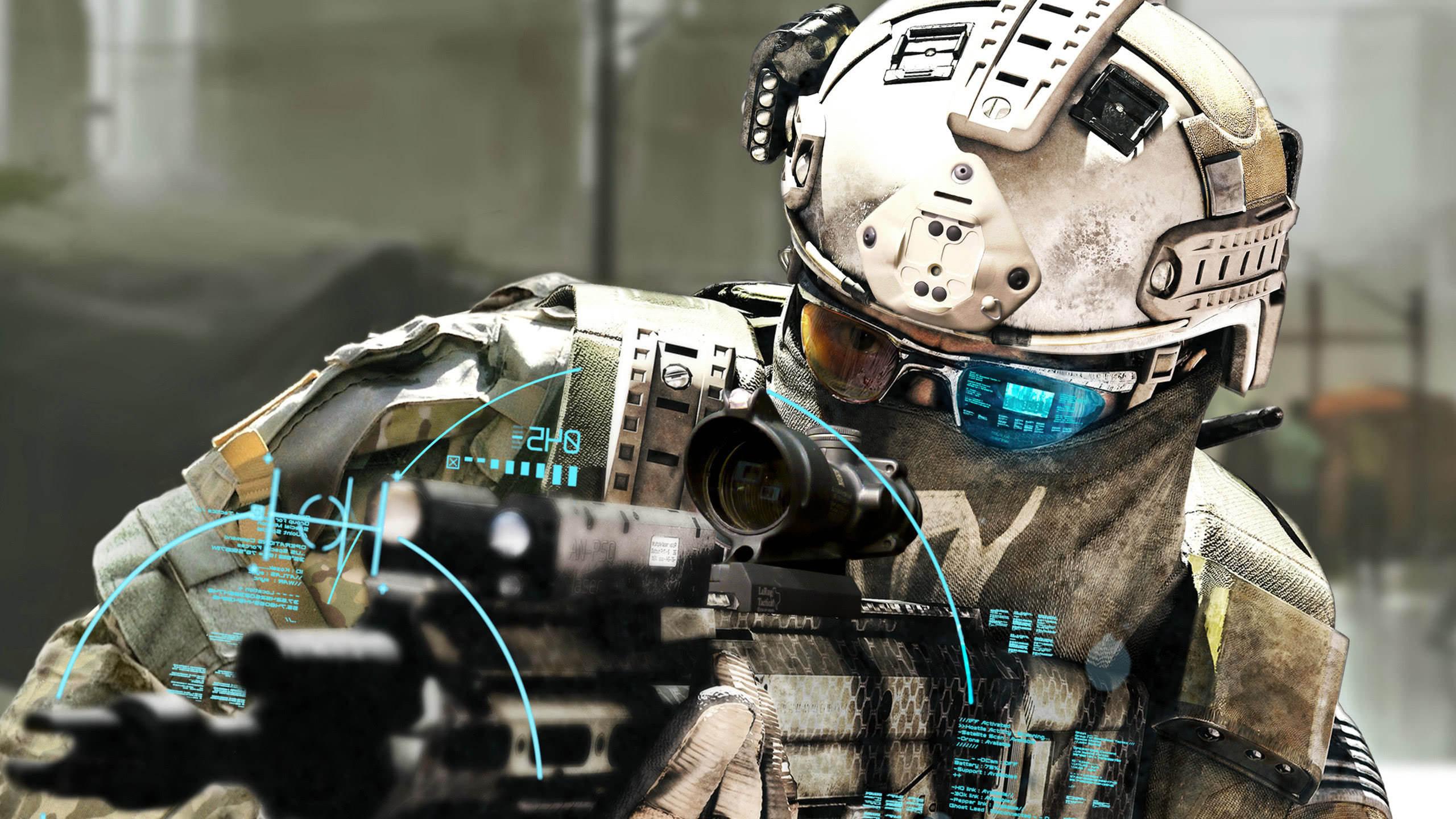 ghost recon future soldier john kozak wqhd 1440p wallpaper