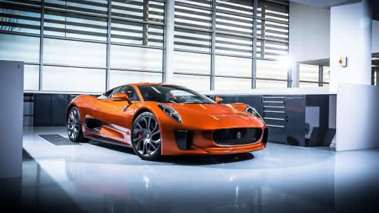 jaguar c x75 007 spectre wqhd 1440p wallpaper