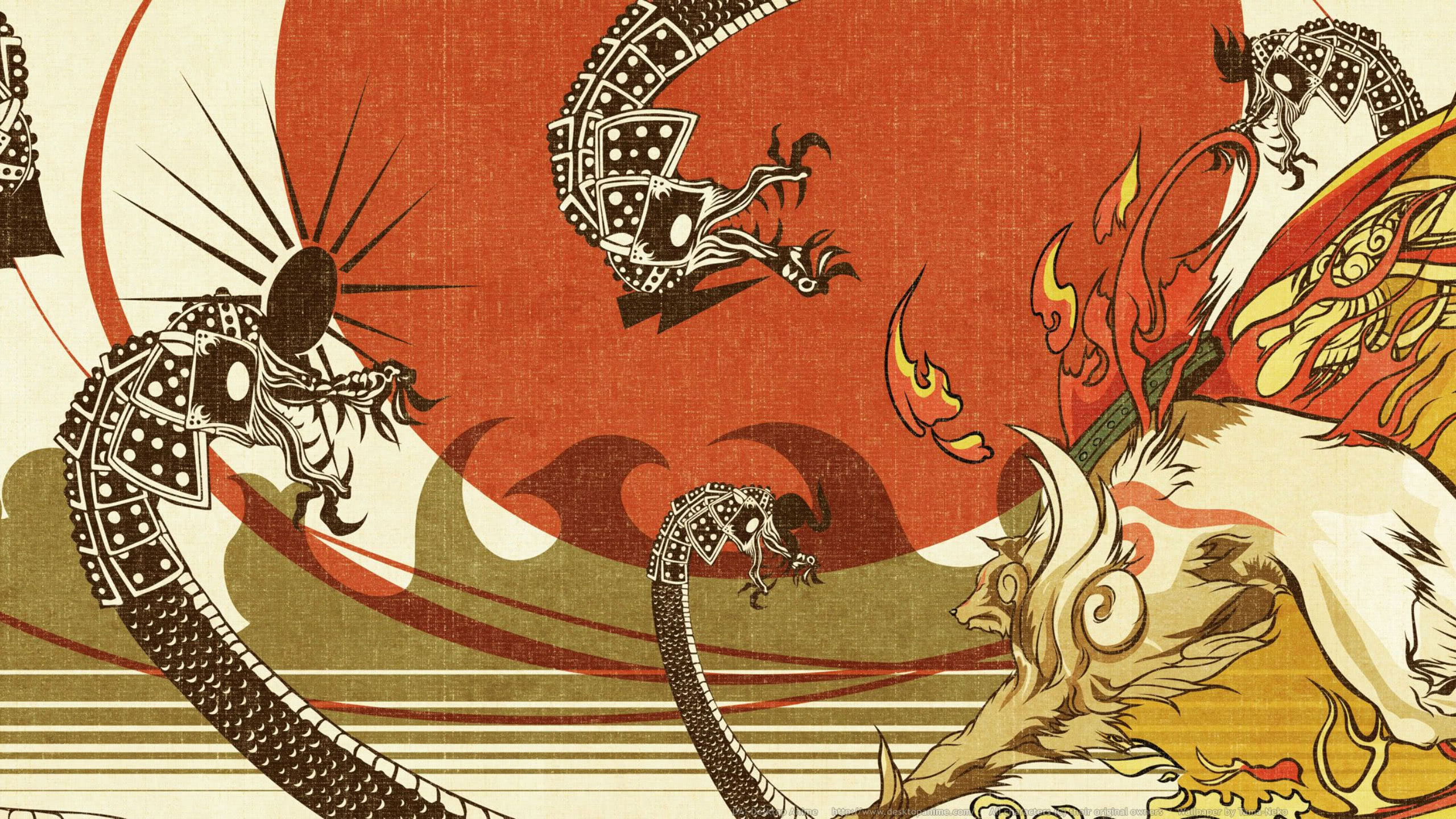 japanese art wqhd 1440p wallpaper
