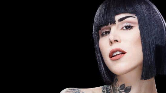 kat von d portrait wqhd 1440p wallpaper