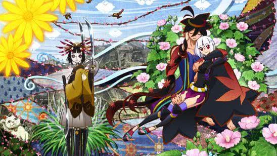 katanagatari wqhd 1440p wallpaper