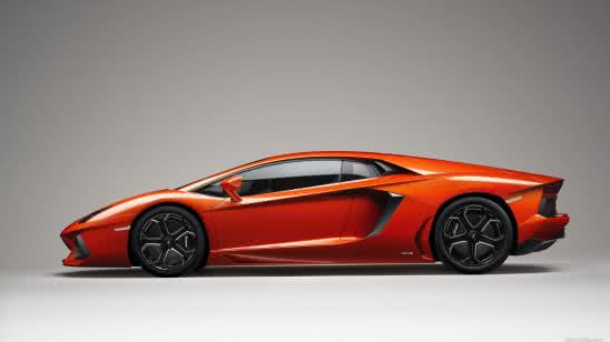 lamborghini aventador s side wqhd 1440p wallpaper