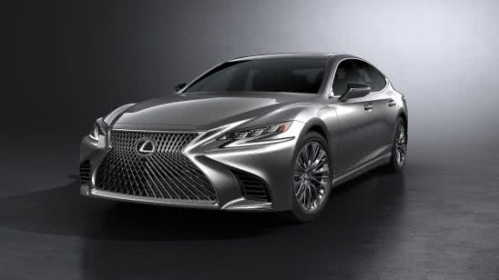 lexus ls 500 wqhd 1440p wallpaper