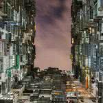 Living In A Box Condos Hong Kong China