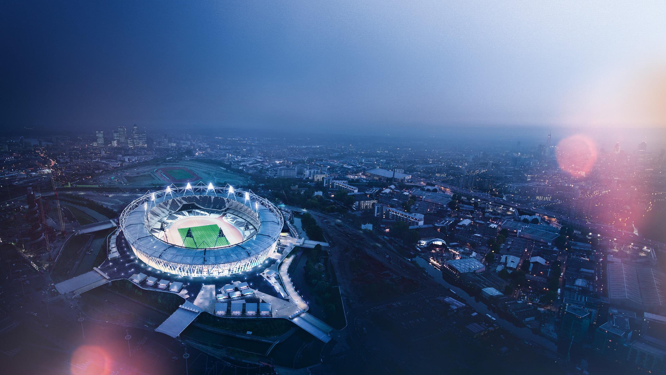 london olympic stadium 2012 olympics london england wqhd 1440p wallpaper
