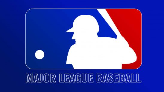 major league baseball logo wqhd 1440p wallpaper