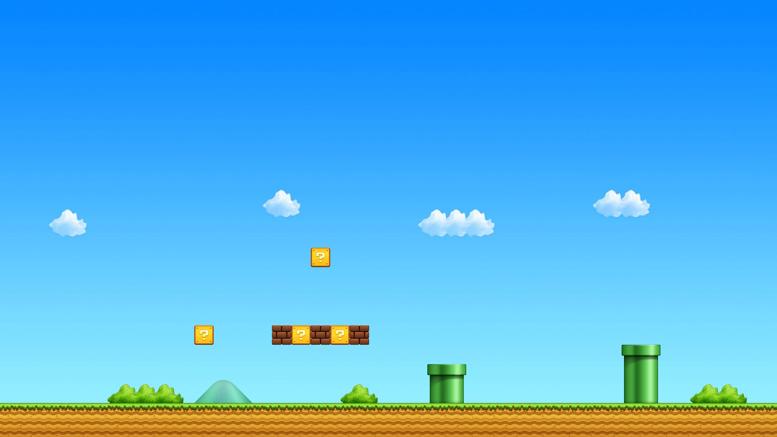 mario background wqhd 1440p wallpaper