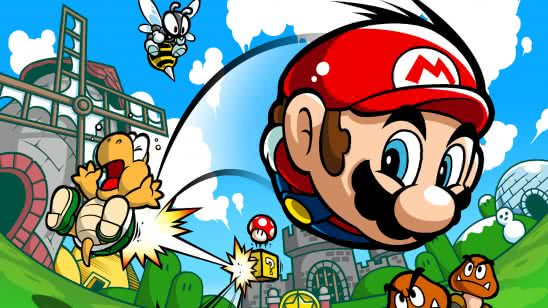 mario pinball land wqhd 1440p wallpaper