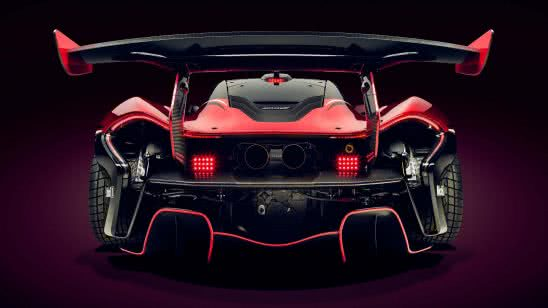 mclaren p1 gtr rear wqhd 1440p wallpaper