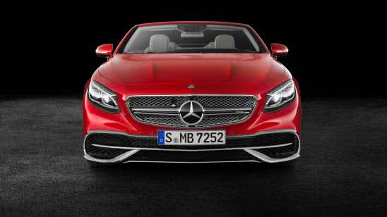 mercedes maybach s650 cabriolet front wqhd 1440p wallpaper