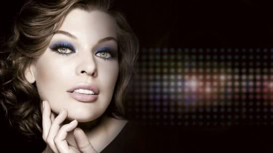 milla jovovich eyes portrait wqhd 1440p wallpaper