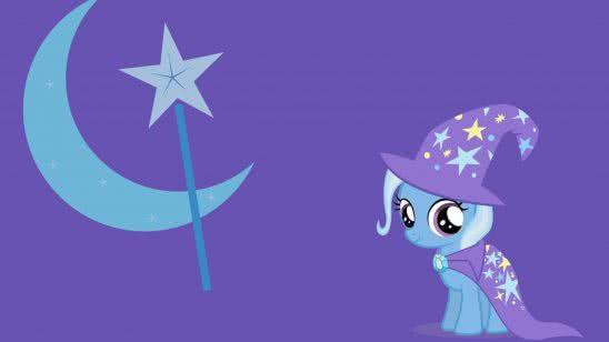 my little pony trixie wqhd 1440p wallpaper