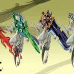 Okami Swords