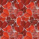 paper hearts wqhd 1440p wallpaper