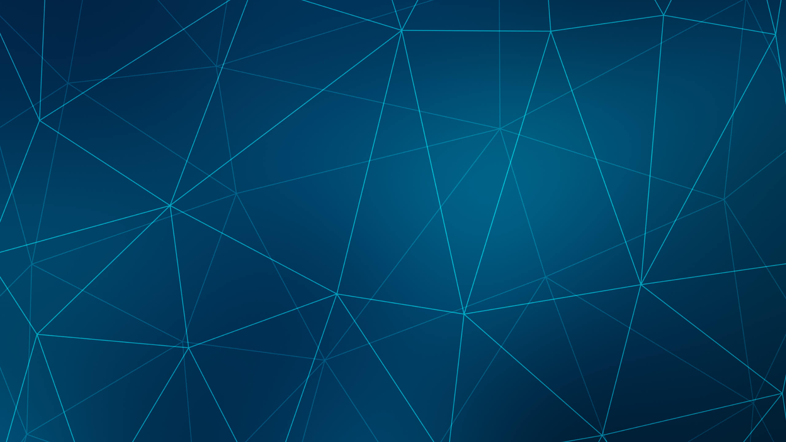 polygons network blue wqhd 1440p wallpaper
