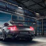 porsche 911 gt2 rs rear wqhd 1440p wallpaper