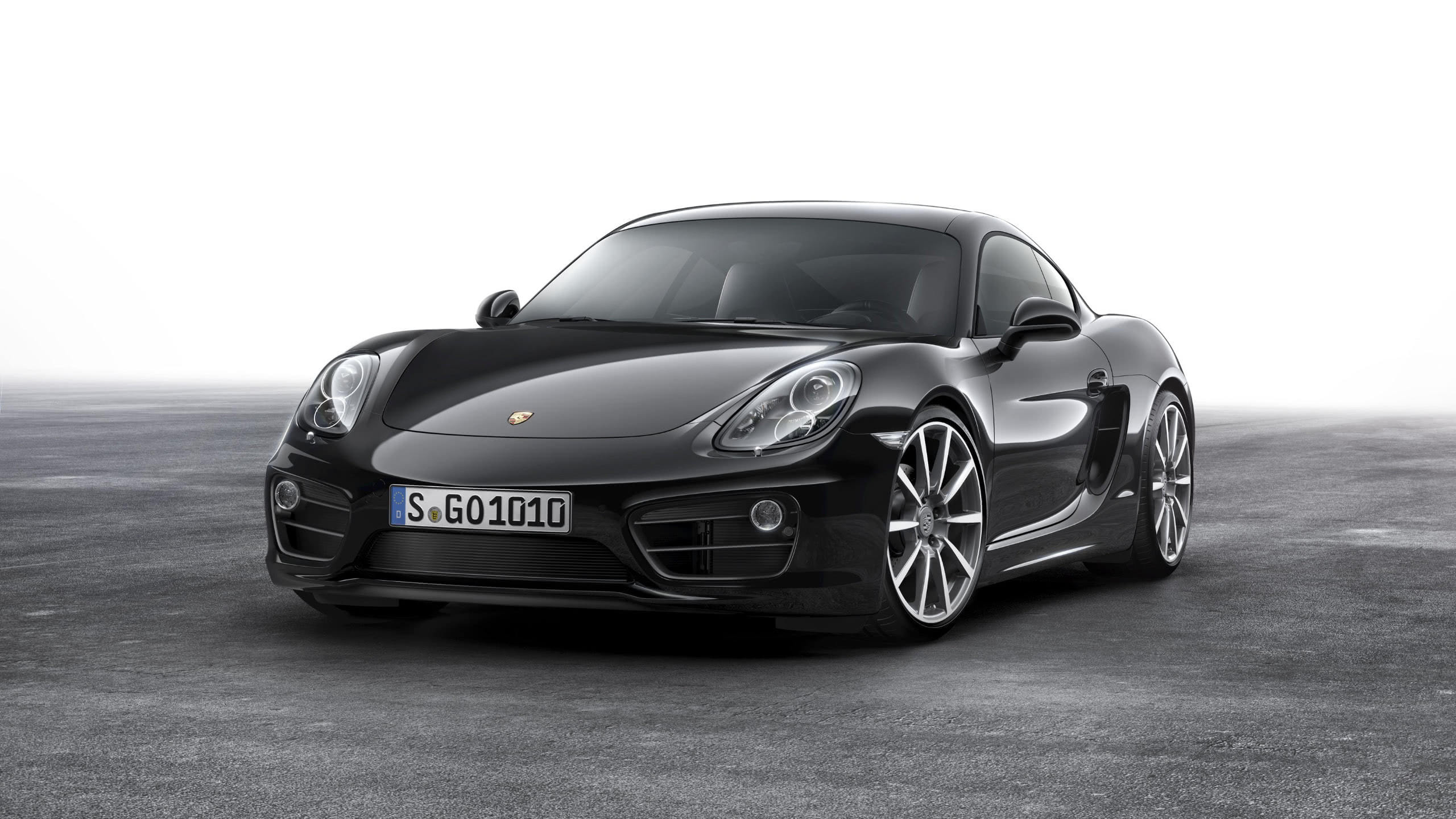 porsche cayman black edition wqhd 1440p wallpaper