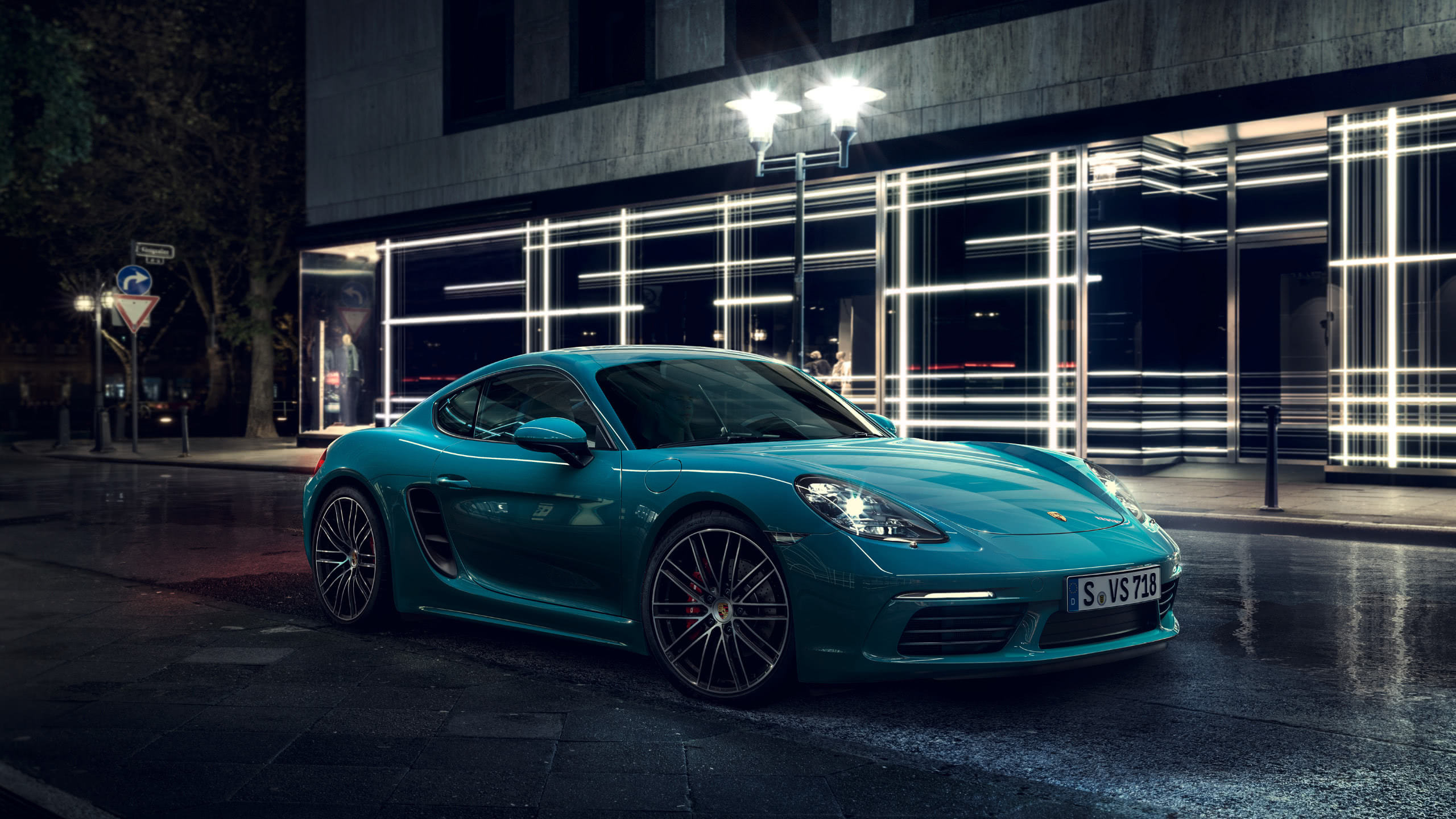 porsche cayman s wqhd 1440p wallpaper