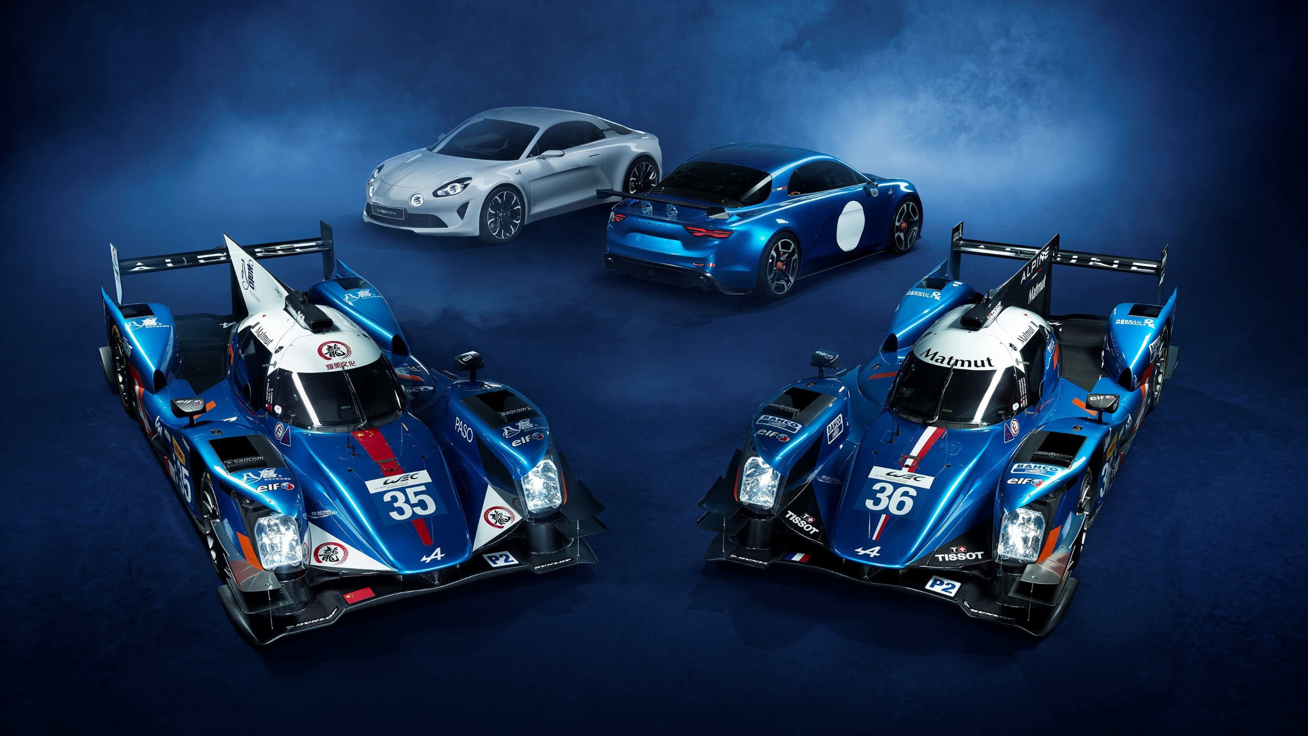 renault alpine a460 wqhd 1440p wallpaper
