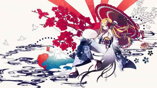 satsuriku no tenshi rachel gardner ray japanese uhd 4k wallpaper