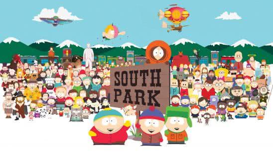 south park town uhd 4k wallpaper