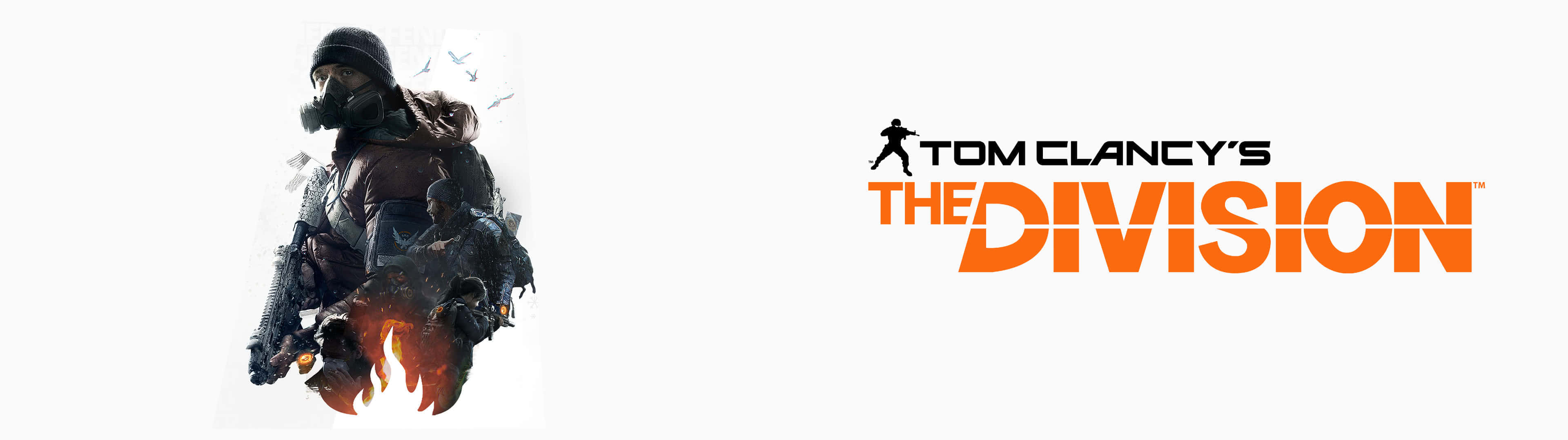 tom clancy the division dual monitor wallpaper
