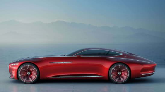 vision mercedes maybach 6 coupe wqhd 1440p wallpaper