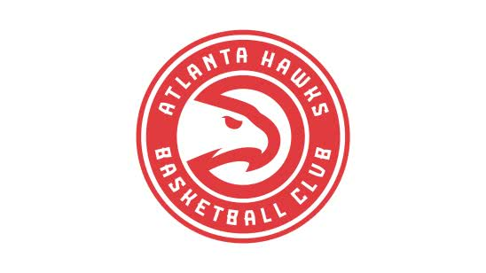 atlanta hawks nba logo uhd 4k wallpaper