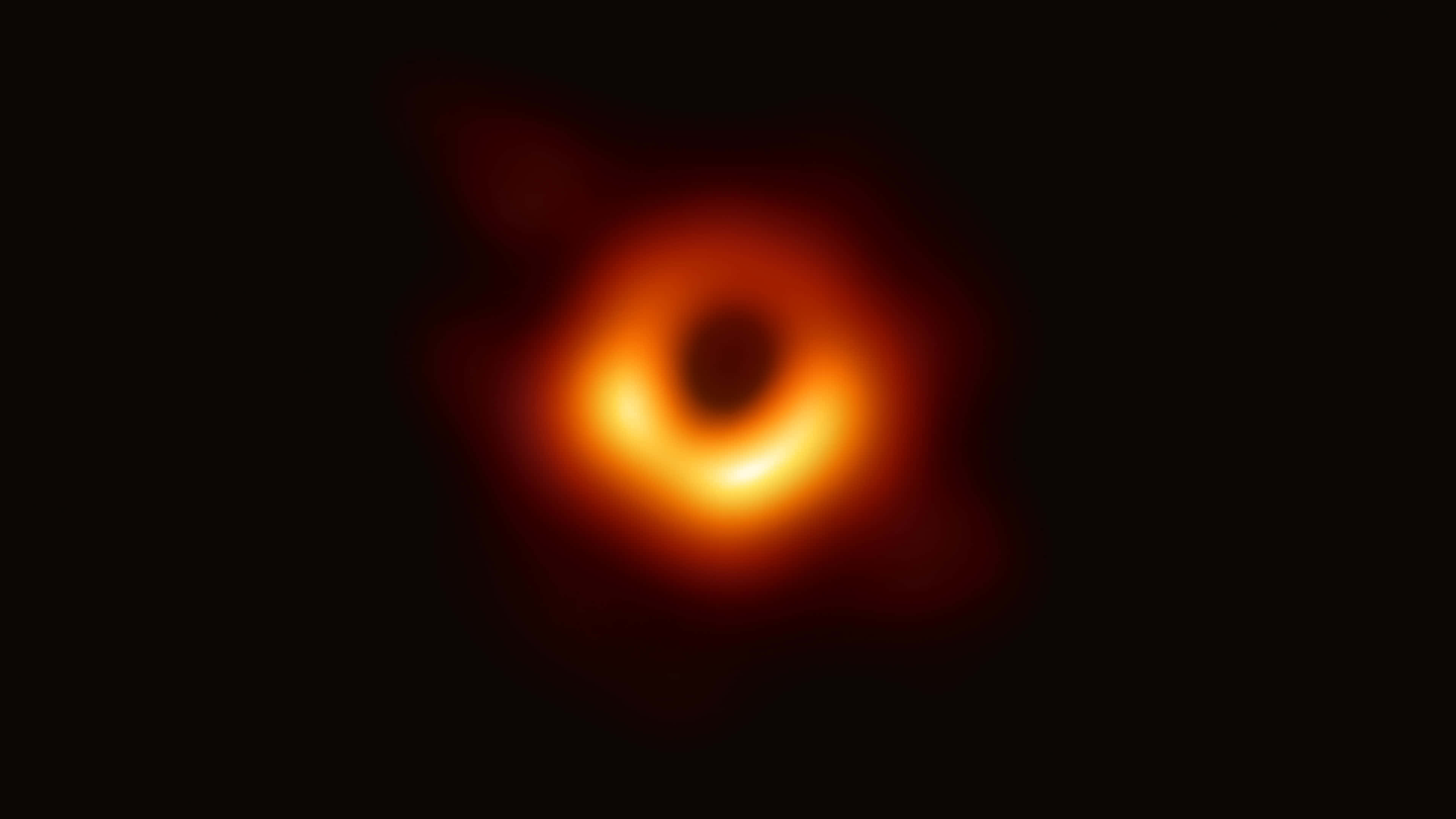 M87 Black Hole Uhd 4k Wallpaper Pixelz