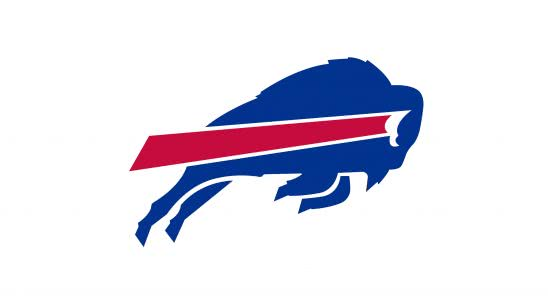 buffalo bills nfl logo uhd 4k wallpaper