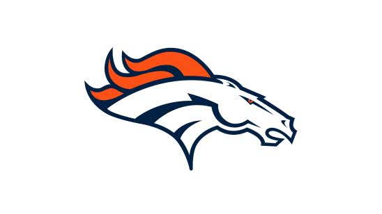 denver broncos nfl logo uhd 4k wallpaper
