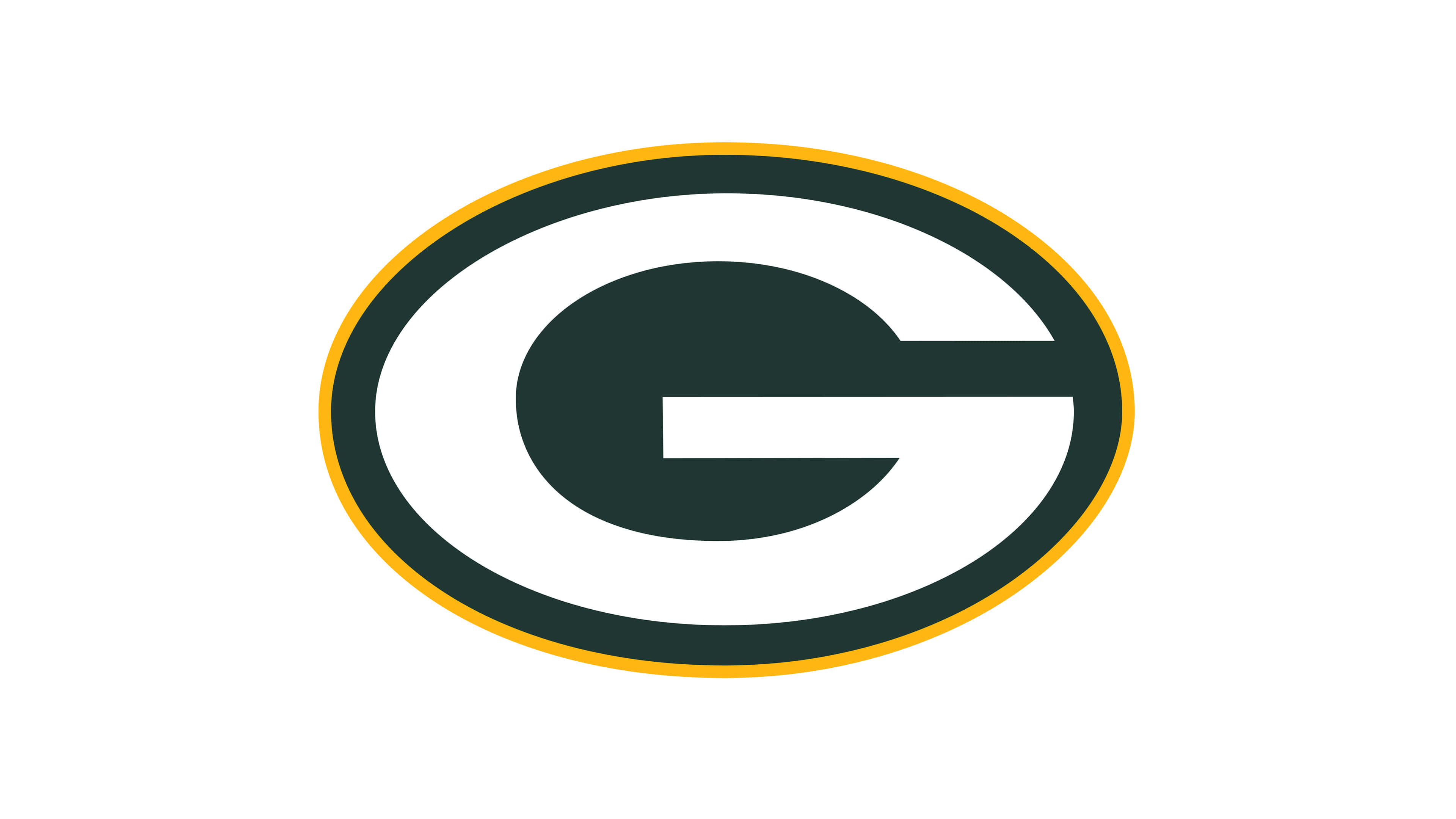 Green Bay Packers Nfl Logo Uhd 4k Wallpaper Pixelz